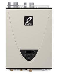 Takagi Commercial Tankless Water Heaters