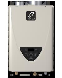 Takagi Mid Efficiency Tankless Water Heaters