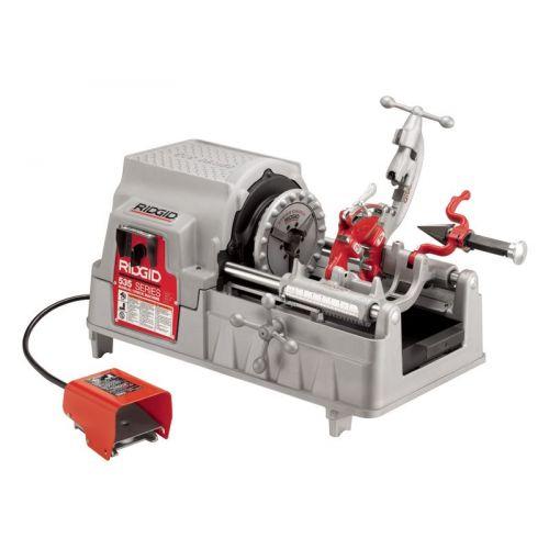 Power Threading Machines
