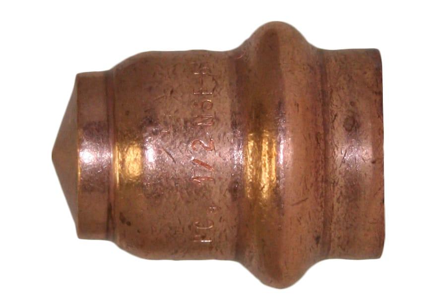Copper Press Caps