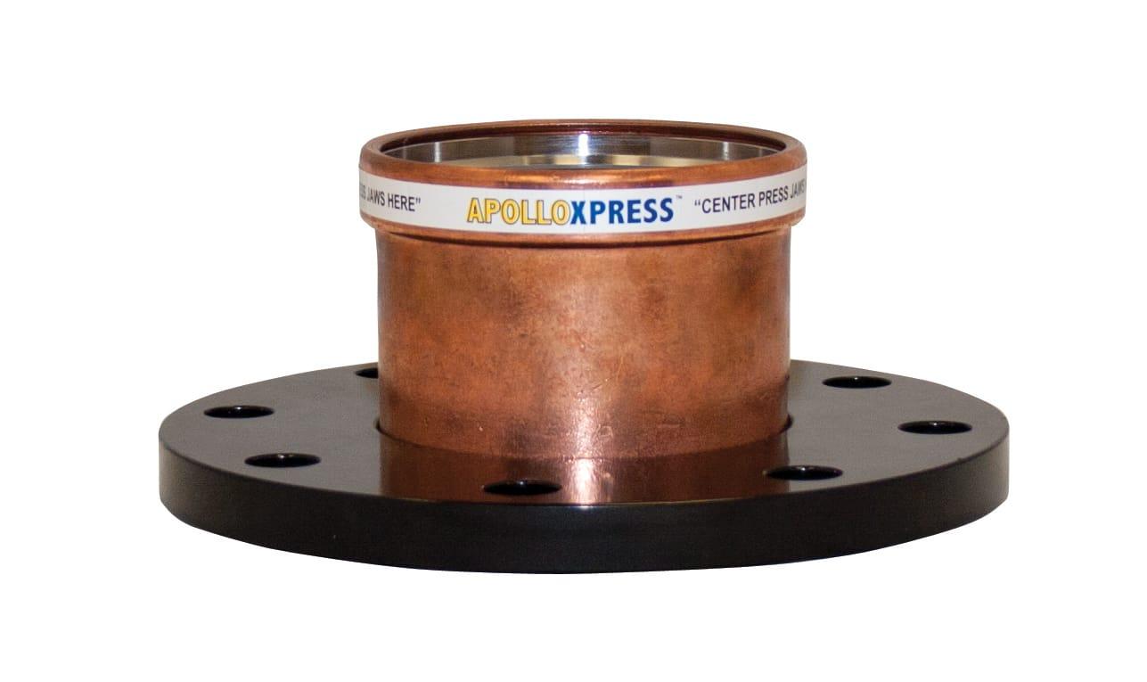 Copper Press Flanges