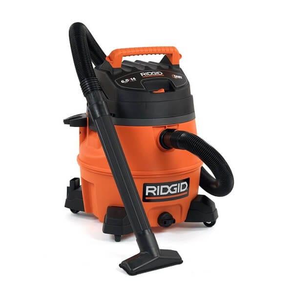 Ridgid Wet/Dry Vacuums