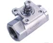 76-ARX Stainless Steel Actuator Ready