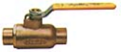Apollo Ball Valves 70-200 Bronze