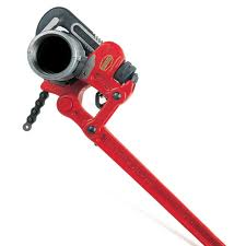 Compound Leverage Pipe Wrench