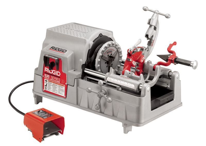 Ridgid 96502 535 Threading Machine 54RPM