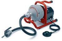 Ridgid 78347 K-40BAF Drain Cleaner Cordless