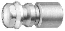 Ridgid 82832 Nozzle, H25 1/8 Spin 1350