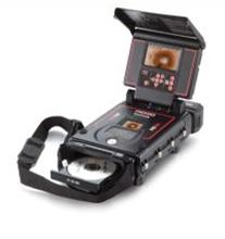 Ridgid 33198 DVDPak Monitor with Battery and Charger  5.7 LCD