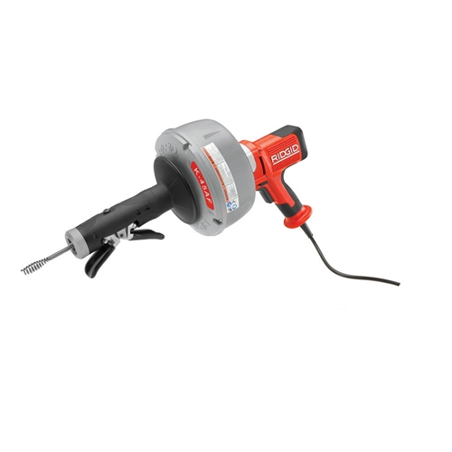 Ridgid 35473 K-45AF Drain Cleaner C-1 IC Cable w/Bulb Auger (5/16 x 25') Autofeed