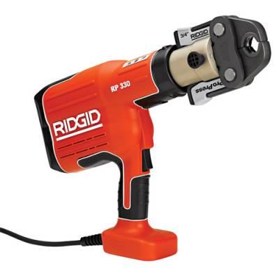 Ridgid 27943 RP 330-C Corded Press Tool w/Propress 1/2 - 1