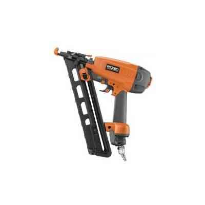 Ridgid 21168 2-1/2 Angled Finish Nailer - R250AFA