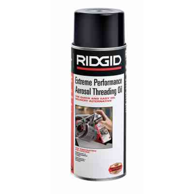 Ridgid 22088 Aerosol Threading Oil