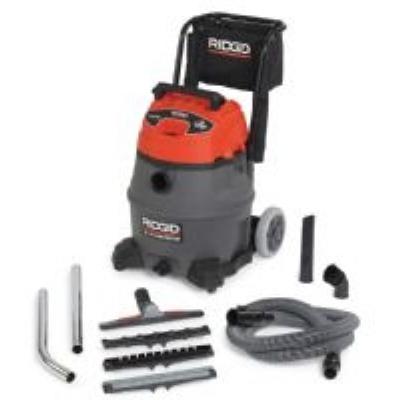 Ridgid 25653 RV2600B 16 Gal 2 Stage Vacuum