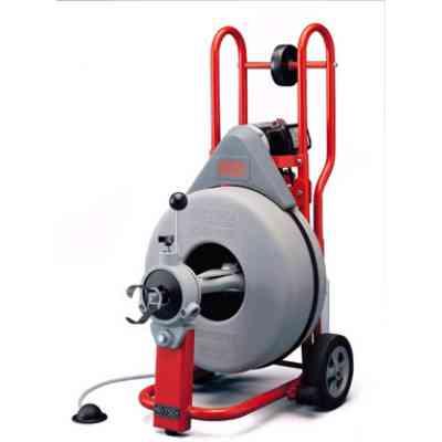Ridgid 42012 K-750 Drum Machine 42012