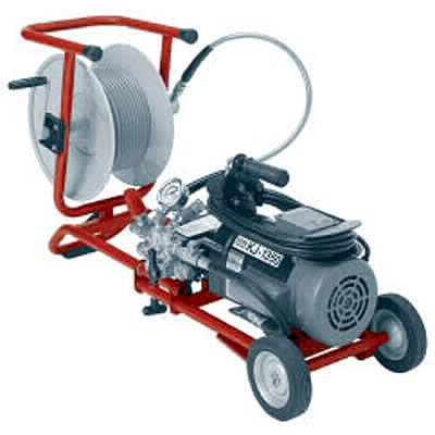 Ridgid 63112 Jetter, KJ1350 With H10 And Dual