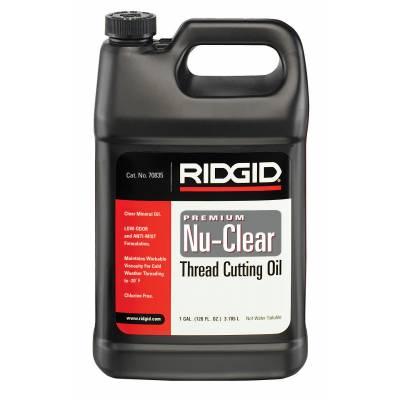 Ridgid 70835 Nu-Clear Thread Cutting Oil - 1 Gallon