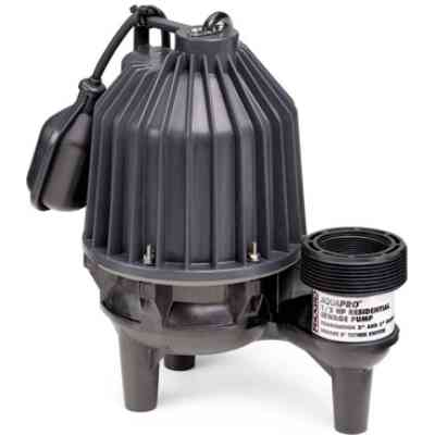 Ridgid 85967 SEP-500 1/2 HP Residential Sewage Pump