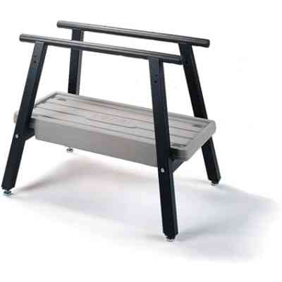 Ridgid 92457 100A Universal Leg Tray Stand