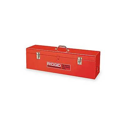 Ridgid 96720 Metal Carrying Case Only, 65R Series Threaders