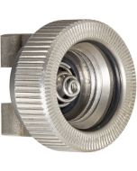 """Ridgid 19263 Coupling to 5/8"""" & 3/4"""" Drain Cable for Remote Transmitter"""