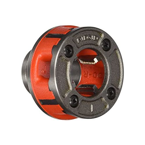 Ridgid 36875 00-R 1/8 NPT High-Speed RH Die Head Complete