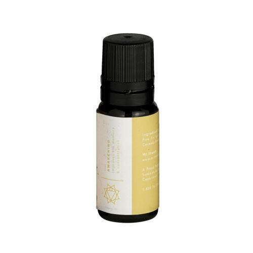 Mr Steam Chakra Blend Essential Oils - Yellow Awakening