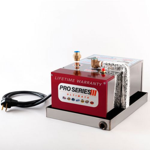 Thermasol PROIII-395 Pro Series Ultimate Steam Generator