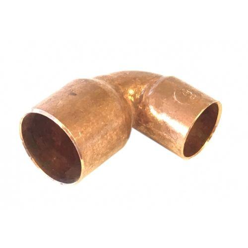 3/4X1/2 CxC Wrot Copper Sweat 90 Elbow Cello WP7-12-08