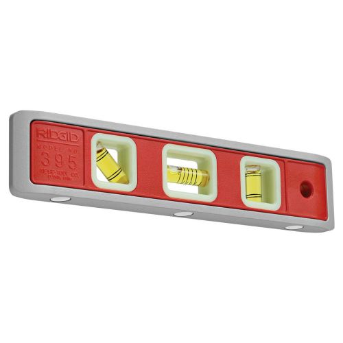 "Ridgid 20233 395 Night-Shade 9"" Torpedo Level"