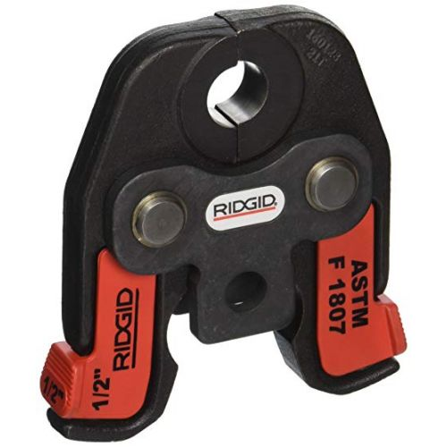 "Ridgid 22958 1/2"" Compact Series ASTM F 1807 Press Jaw (PEX)"