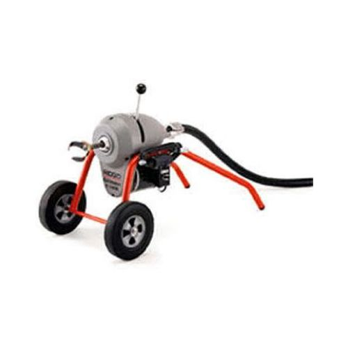 Ridgid 23697 K-1500B Sectional Drain Cleaner (No Cables)