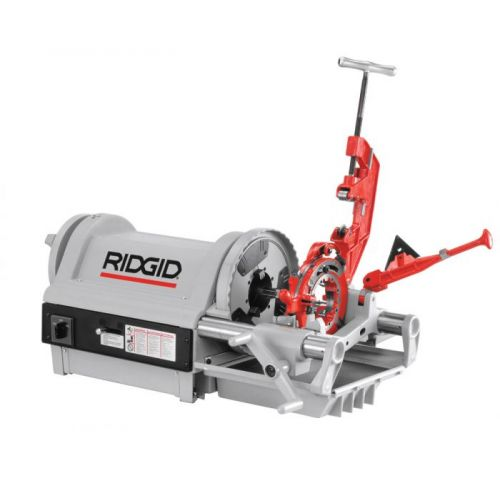 "Ridgid 26122 1224 (1/4""-4"") 911/914 BSPT Power Threading Machine (230V)"