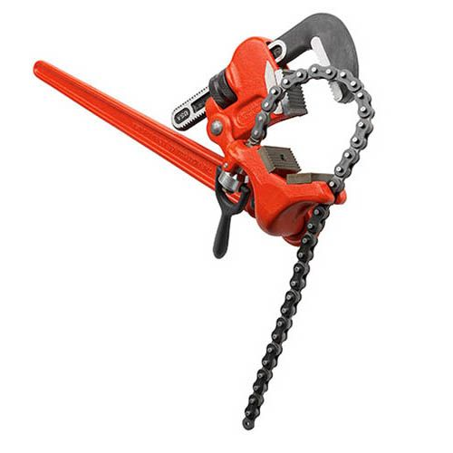 Ridgid 31380 S-4A Compound Leverage Pipe Wrench
