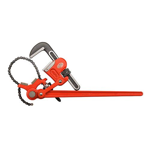 Ridgid 31385 S-6A Compound Leverage Pipe Wrench
