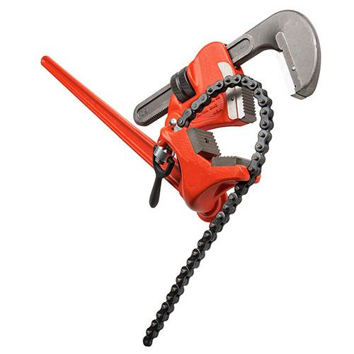 Ridgid 31390 S-8A Compound Leverage Pipe Wrench