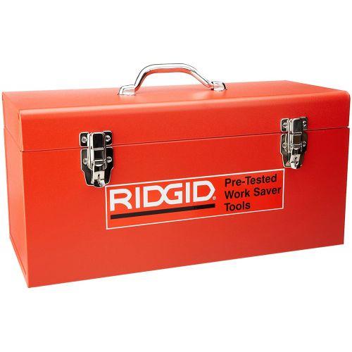 Ridgid 33085 606 Standard Shape Tool Box w/ Tray