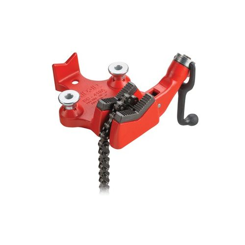 "Ridgid 40195 BC410A 1/8""-4"" Top Screw Bench Chain Vise"