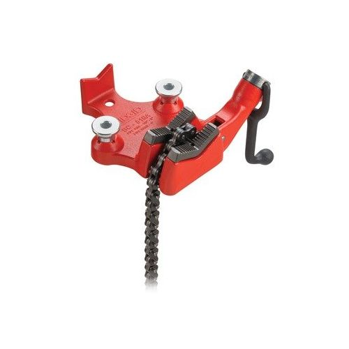 "Ridgid 40205 BC510A 1/8""-5"" Top Screw Bench Chain Vise"