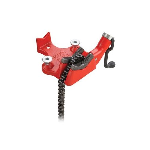 "Ridgid 40210 BC610A 1/4""-6"" Top Screw Bench Chain Vise"