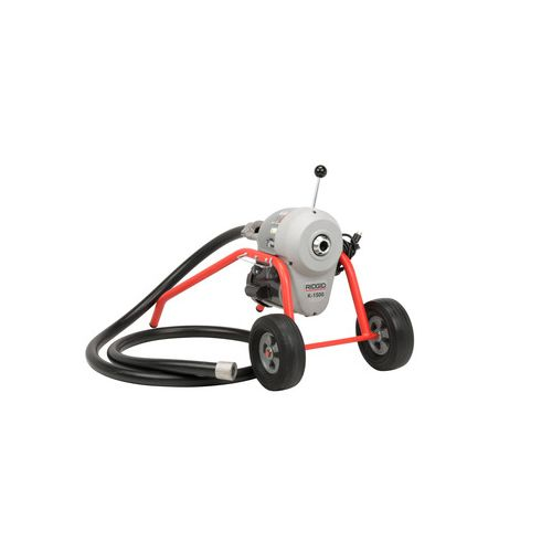 Ridgid 43507 K-1500SP-B Drain Cleaner