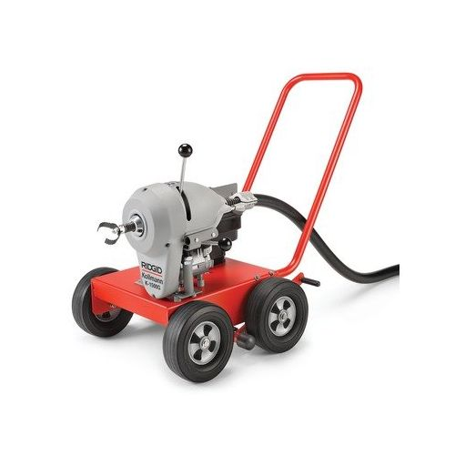 Ridgid 44587 K-1500G Gas-Powered Sectional Drain Cleaner