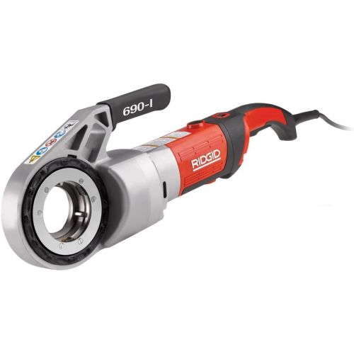 Ridgid 44928 690-I Power Drive Threader with Support Arm and Carrying Case (No DieHeads)