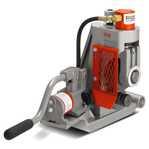 Ridgid 47222 918 Hydraulic Roll Groover