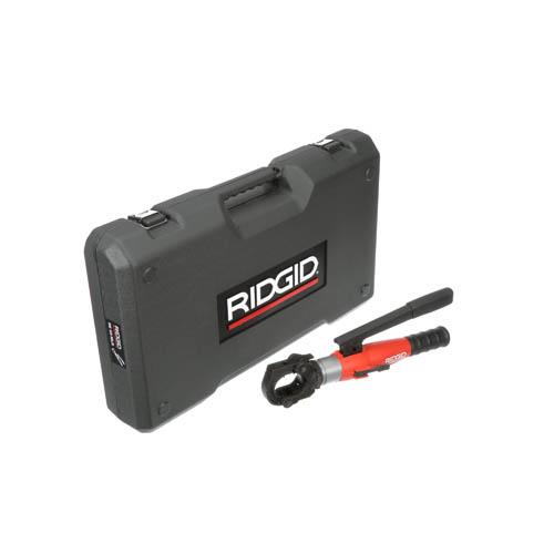 Ridgid 53118 RE 60-MLR Manual Hydraulic Crimping Tool Kit (No Dies)