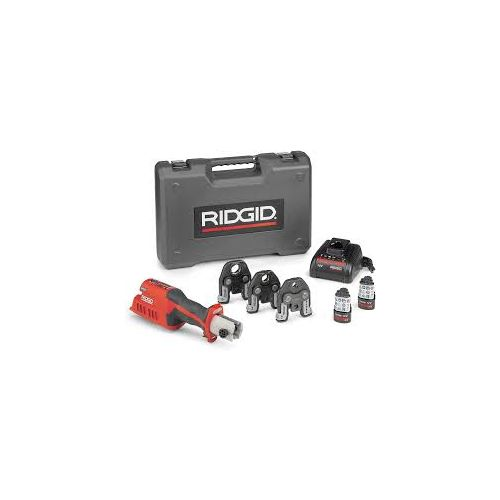 "Ridgid 57373 RP-241 Press Tool Kit (1/2""-1"")"