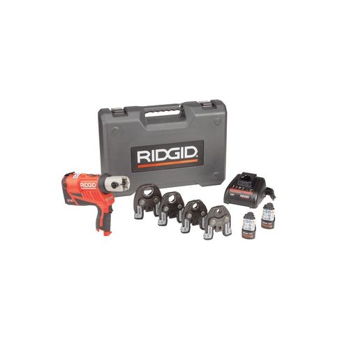 "RIdgid 57398 RP-240 Press Tool Kit (1/2""-1-1/4"")"