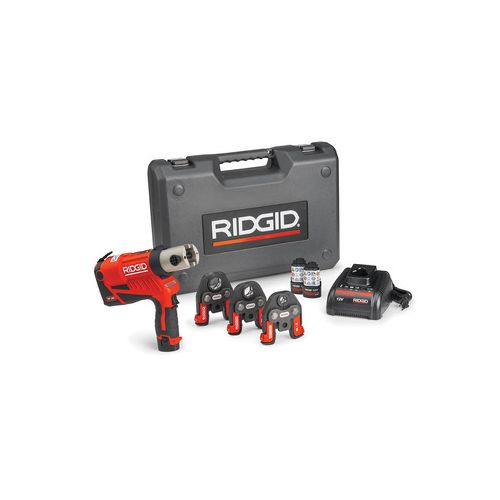 Ridgid 57408 RP 240 Press Tool w/ PureFlow Pex Jaws (1/2-1)