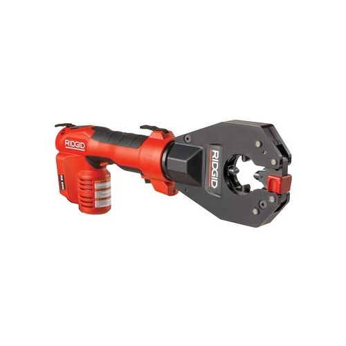 Ridgid 57663 RE-600 4PI Electrical Crimp Tool with Dieless Crimp Head
