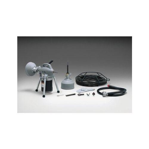 Ridgid 59000 K-50-8 Sectional Machine w/ A-17-A, A-17-B & A30 Cable Kit